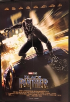 Black Panther (2018) Poster maxi CINEMA 100X140