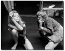 Blow-up  Antonioni David Hemmings poster Foto 20x25