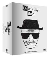 Breaking Bad White Edition 2016 - La Serie Completa (21 Dvd)