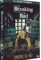 Breaking Bad - Stagione 05 (3 Dvd)
