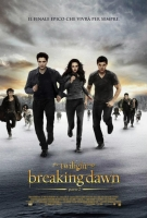 Breaking Dawn Parte II Poster 70x100
