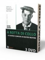 Buster Keaton - A Rotta Di Collo (3 Dvd)
