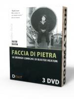 Buster Keaton - Faccia Di Pietra (3 Dvd) (1921, 1922, 1923 )