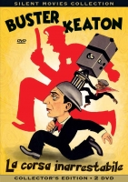 Buster Keaton - La Corsa Inarrestabile (Raccolta in 2 Dvd)