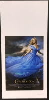 CENERENTOLA di K.Branagh - Locandina Originale 33x70