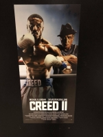 CREED II (2019) Locandina originale 33x70