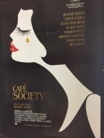Café Society poster maxi CINEMA cm. 100X140