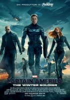 Captain America The Winter Soldier Poster maxi CINEMA 100X140