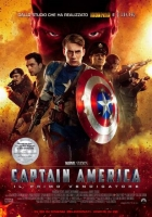 Captain America Il Primo Vendicatore Poster maxi CINEMA 100X140