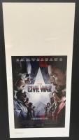 Captain America Civil War Loc. orig. italiana cm. 33x70