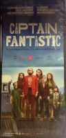 Captain Fantastic (2016) Locandina Originale cm.33x70