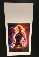 Captain Marvel (2019) Locandina originale 33x70