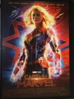 Captain Marvel (2019) Poster maxi CINEMA 100X140
