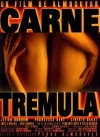 Carne Tremula (1997) DVD di Pedro Almodovar