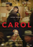 Carol (2015) DVD di Todd Haynes