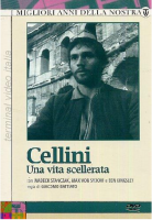 Cellini - Una Vita Scellerata Serie TV RAI 3 Dvd (1990 )