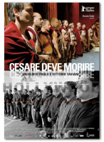 Cesare deve morire poster film CINEMA 100X140