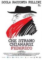 Che Strano Chiamarsi Federico (Dvd) Di Ettore Scola