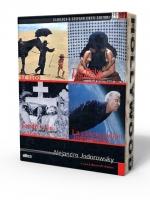 Cofanetto Alejandro Jodorowski Collection (4 Dvd)