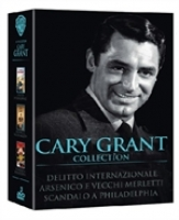 Cofanetto Cary Grant Collection Box Set (3 Dvd)