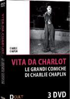 Cofanetto-Charlie Chaplin - Vita Da Charlot (3 Dvd)