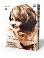 Cofanetto Claudia Cardinale - Omaggio A (3 Dvd)