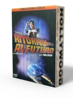 Cofanetto Ritorno Al Futuro - La Trilogia 4 DVD