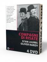 Cofanetto - Stanlio & Ollio - Compagni Di Risate (4 Dvd)