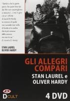 Cofanetto - Stanlio & Ollio - Gli Allegri Compari (in 4 Dvd)