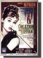 Colazione da Tiffany Italiano Poster 70x100