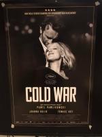Cold War (2018) Poster 70x100