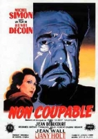 Condannatemi! (1947) DVD di Henri Decoin