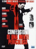 Confessioni di una mente pericolosa (2002) DVD di George Clooney