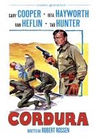 Cordura DVD (1959) di R.Rossen