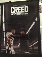 Creed Poster cinema maxi cm. 100X140