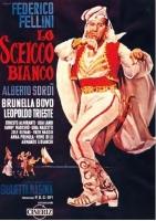DVD Federico Fellini LO SCEICCO BIANCO