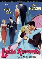 DVD Il letto racconta (1959) M.Gordon