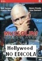Mussolini Ultimo Atto (Dvd) C.Lizzani