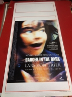 Dancer in the Dark 2000 locandina cinema 35x70