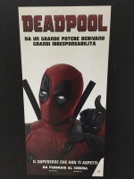 Deadpool Locandina Origin.33x70