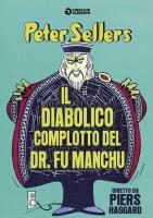 Il Diabolico Complotto Del Dr. Fu Manchu  DVD di Piers Haggard ,