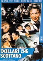 Dollari che scottano (1954) DVD Don Siegel