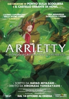 Arrietty (2011)  poster locandina film CINEMA 100X140
