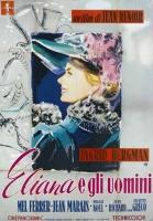 Eliana E Gli Uomini (1956) DVD di Jean Renoir