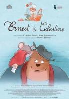 Ernest E Celestine - Il Film (2012 ) DVD di Patar e Renner