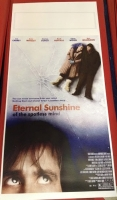Eternal sunshine of the spotless mind loc. 33x70 digitale tiratu