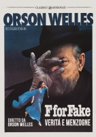 F For Fake (Restaurato in 4K) (Dvd) di O.Welles