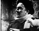 Federico Fellini posa primo piano foto poster 20x25