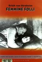 Femmine Folli (1922) DVD di E. Von Stroheim