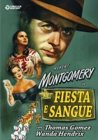 Fiesta E Sangue (1969) DVD di Robert Montgomery